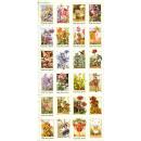 Набор декоративных марок для творчества