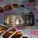 Бумажный скотч (Washi tape) с принтом