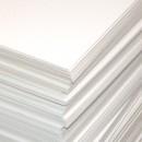 Переплетный картон, 20х20см, толщина 1,5 мм, цвет серый