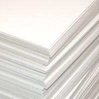 Переплетный картон, 20х30 см, толщина 3 мм, цвет серый