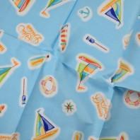 Ткань для пэчворка,  40х50 см, серия Newmult,  -1