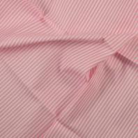 Ткань для пэчворка,  50х50 см, Розовая серия, Floral Stripe Dot Plaid Gird,  -1