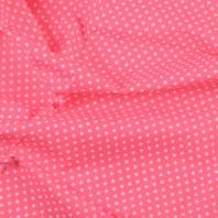 Ткань для пэчворка,  50х50 см, Розовая серия, Floral Stripe Dot Plaid Gird,  -3