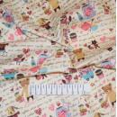 Ткань для пэчворка,  40х50 см, Rosa Needlework,   -5