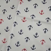 Ткань для пэчворка,  40х50 см, Серия Океан,   -9