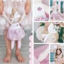 Набор для шитья Мягкая игрушка «Девочка Полли»