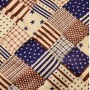 Ткань для пэчворка,  40х50 см, Rosa Needlework,   -6