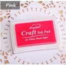 Штемпельная подушечка Craft   /розовый