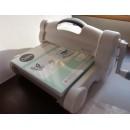 Машина для вырезки и тиснения Sizzix Big Shot Plus (White & Grey), начальный набор