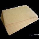 Лист двусторонней бумаги крафт, формат А4