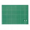 Мат для резки (самовосстанавливающийся), А3 (45 х 30 см), с сантиметровой сеткой