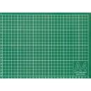 Мат для резки (самовосстанавливающийся), А4 (30 х 22 см), с сантиметровой сеткой